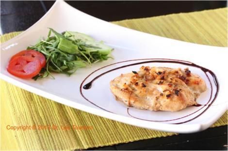 Brown Sugar Garlic Baked Chicken
