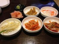 Banchan Korean side dishes